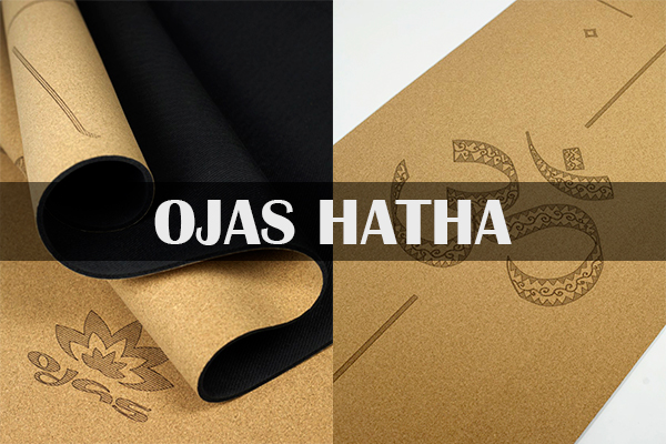 Коврик пробковый OJAS Hatha 183*66*0,5 см