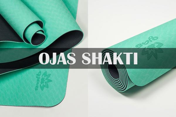 Коврик для йоги OJAS SHAKTI 183*61*0,4см